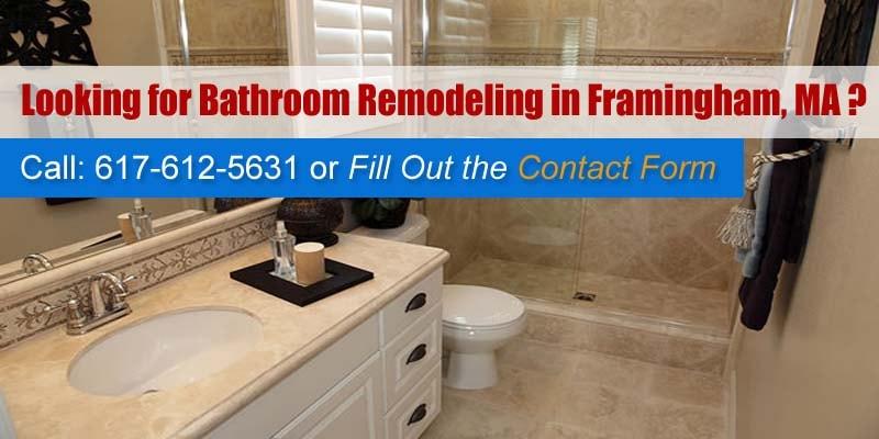 Best Bathroom Remodeling Framingham Massachusetts Contractor - Bathroom remodeling cost massachusetts