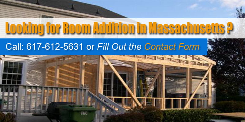 House Additions Massachusetts at affordable prices | Room Additions